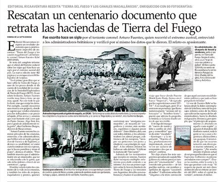 Artículo El Mercurio Ricaaventura